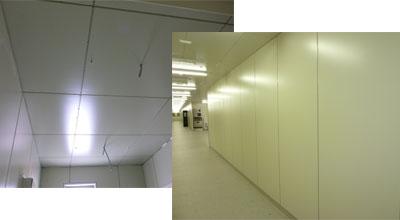 e-Panel表面鋼板化粧パネルイメージ